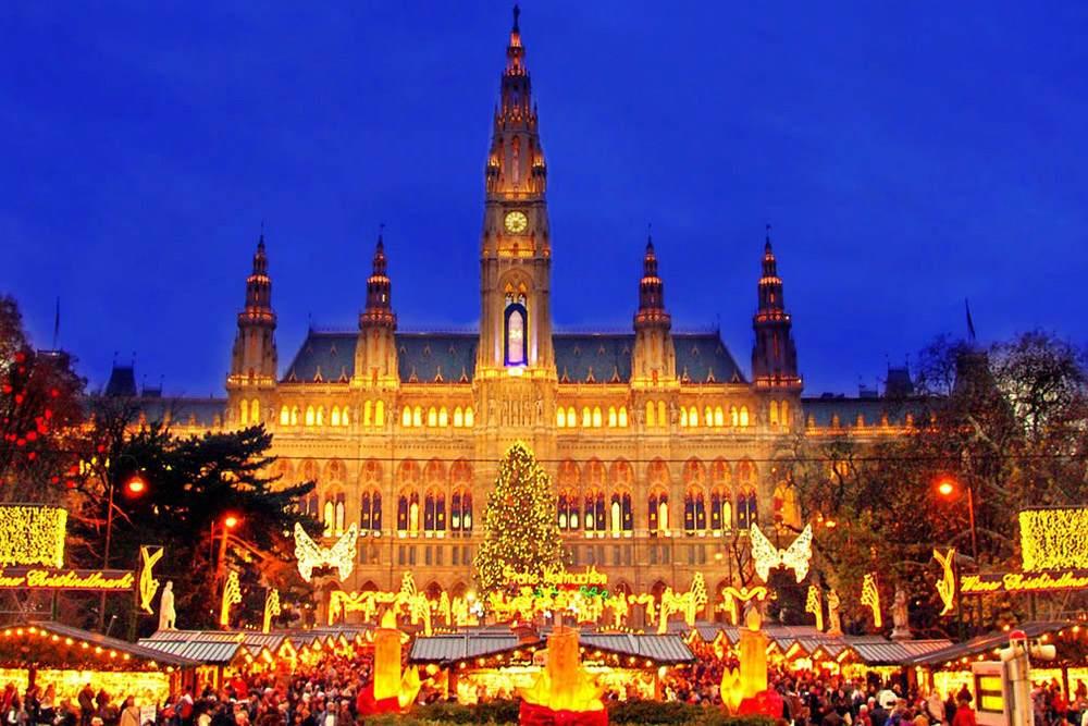 Alsace Noel Pazarı