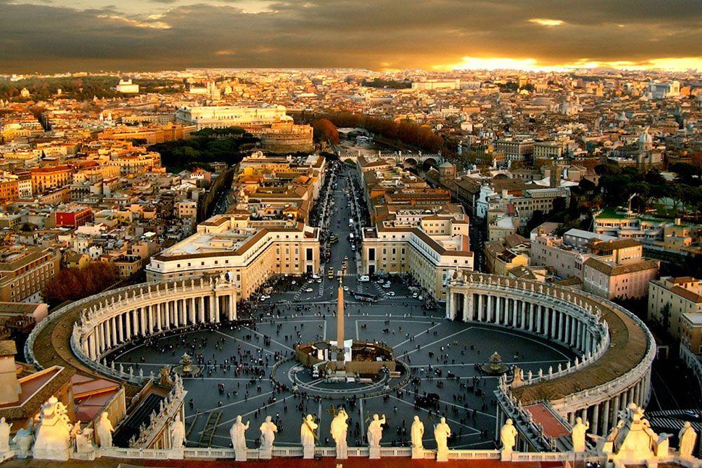 İtalya – Venedik, Floransa, Roma