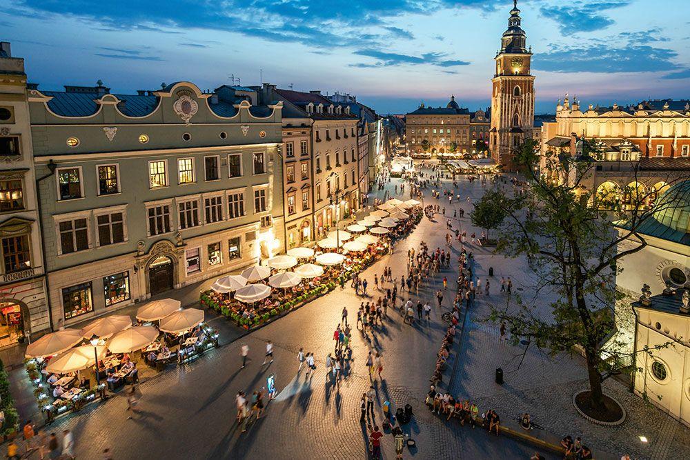 Polonya & Baltıklar & Helsinki