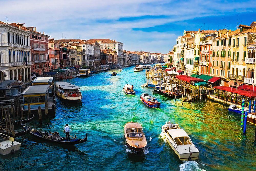Büyük ve Yeni İtalya Turu