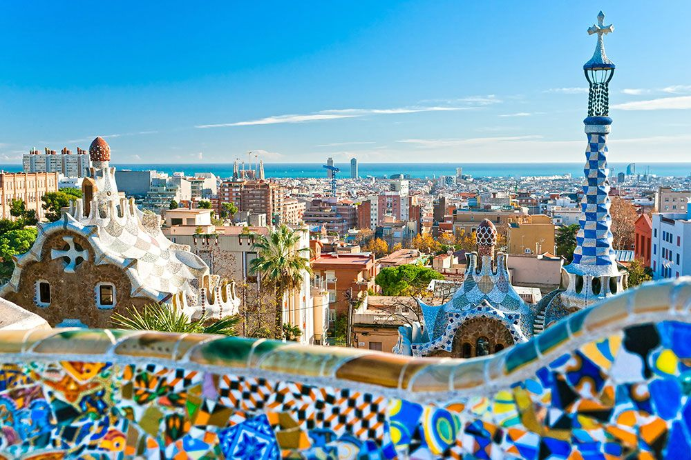 İspanya (Barcelonadan)