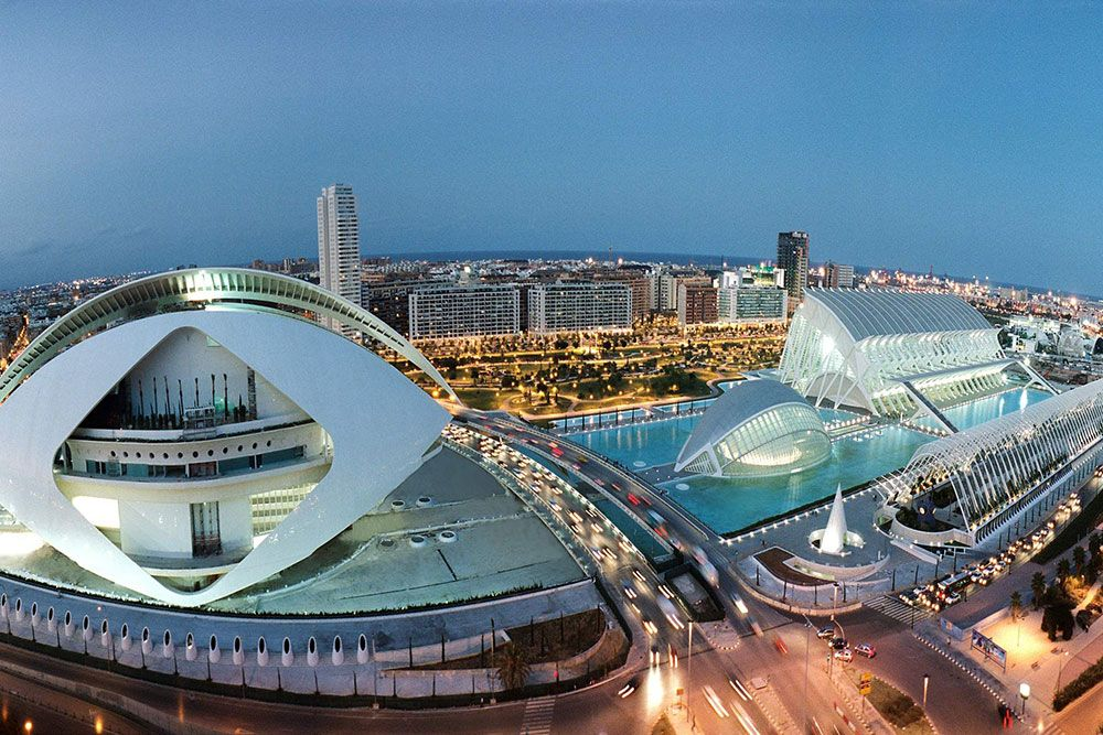Büyük ve İspanya