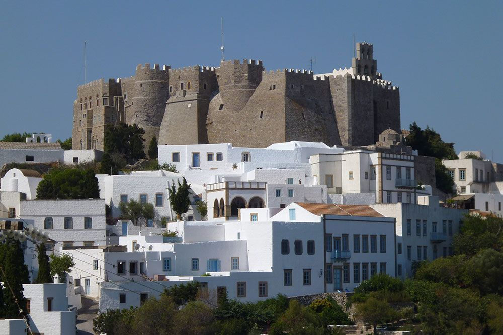 Hızlı Feribot ile Samos & Patmos