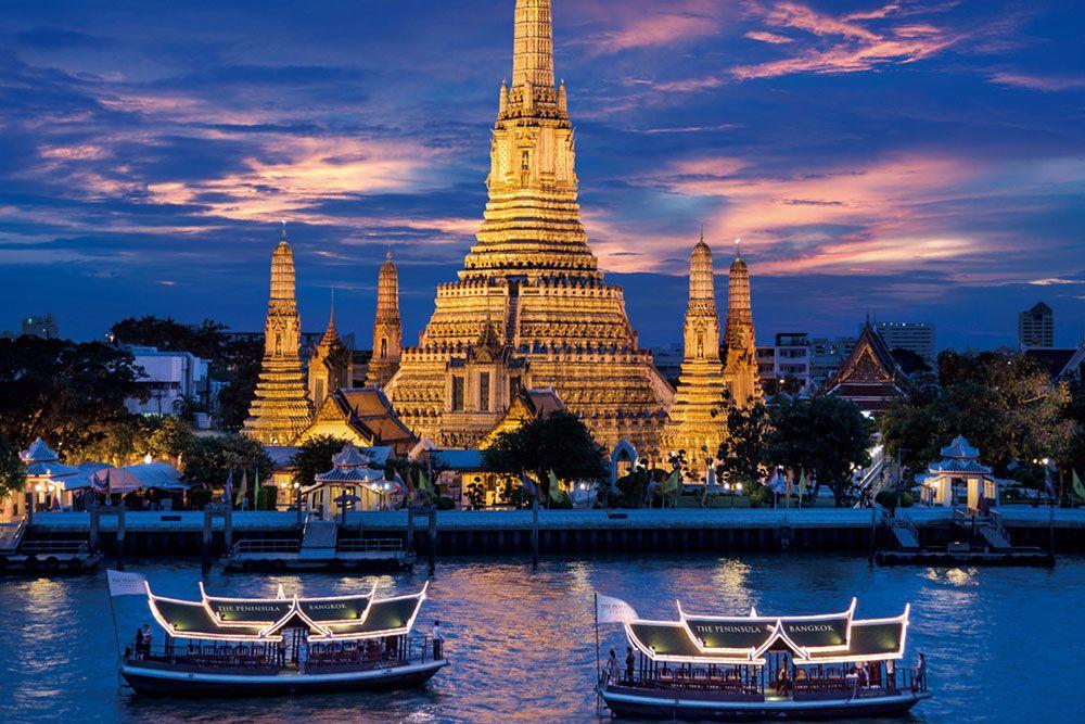 Bangkok (Şeker Bayramı)