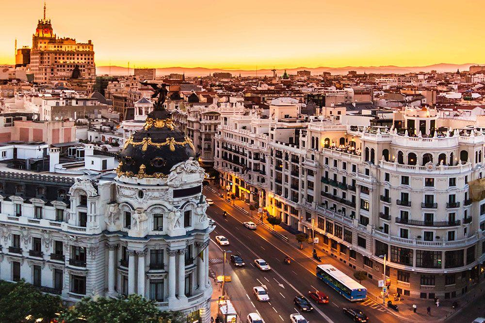 İspanya (Madridden)