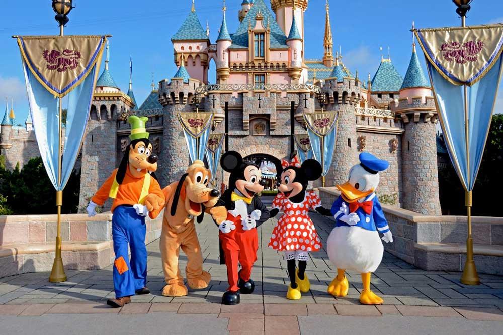 Polonya ve Disneyland