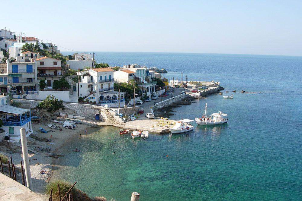Hızlı Feribot ile Samos & Ikarıa