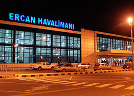 Kıbrıs Ercan Hava Limanı