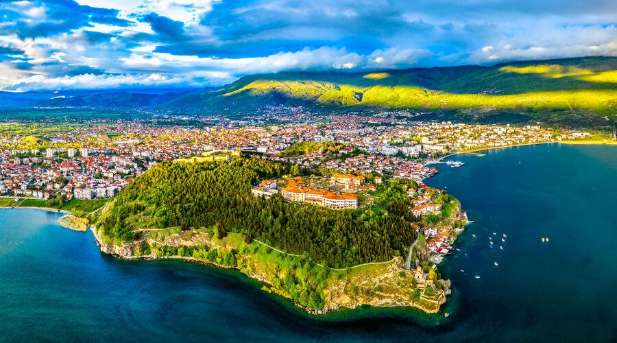 Vizesiz Balkan Turu ,Uçakla Balkan Üçlüsü Turu ( Air Albania )