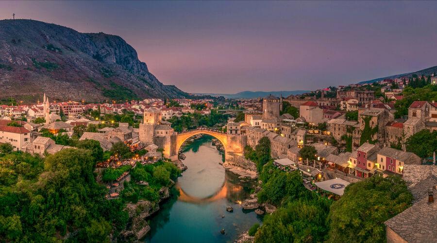 Otobüs ile Büyük Balkan Turu 8 Ülke