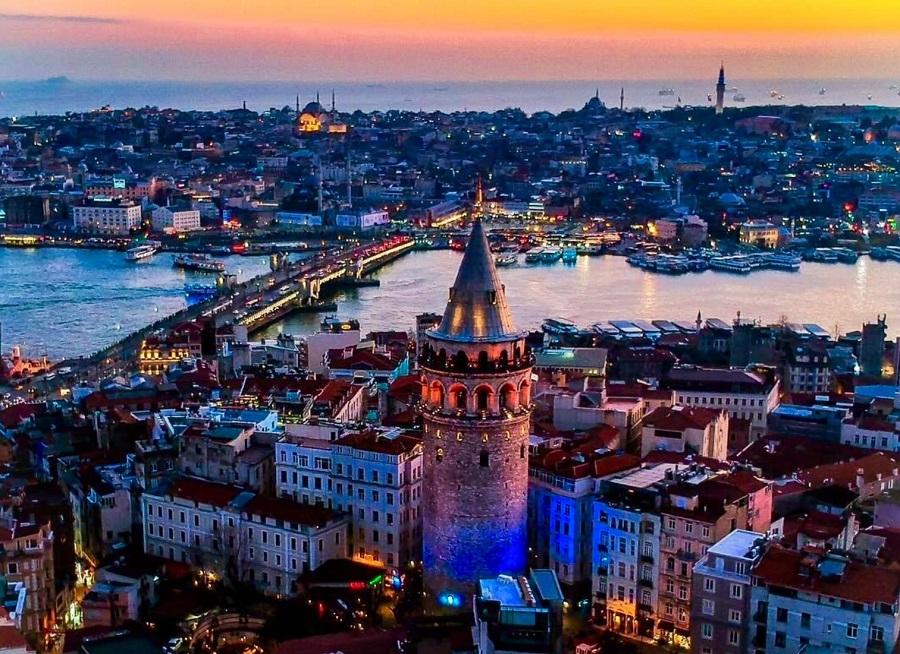 Hafta Sonu ,Özel İstanbul Turu
