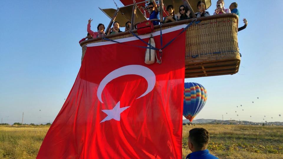 29 Ekim Özel Otobüsle Kapadokya Turu
