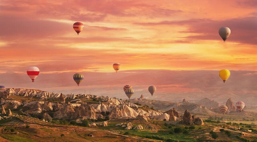 Uçakla Kapadokya & Kayseri Turları (Cmt Pazar)