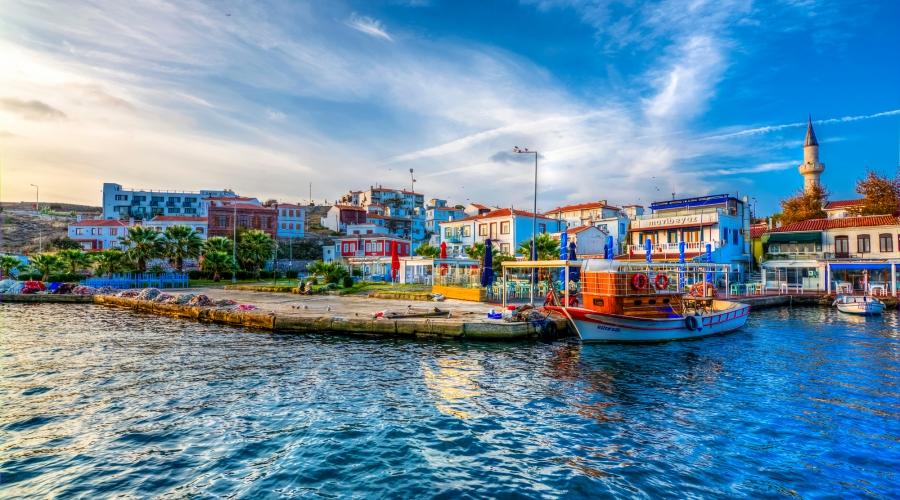 Kuzey Ege Adalar Gökçeada Bozcaada Çanakkale 2021 Sezon