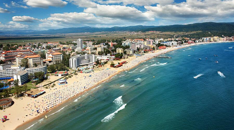 Şok ,Burgas Varna Sunny Beach Turları (3 Gece Otel)